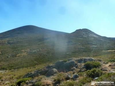 La Serrota - Valle de Amblés; camino primitivo maderuelo senda del oso nacimiento del rio mundo